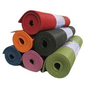 Extra Thick Natural Rubber Yoga Mat