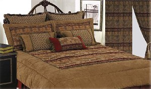 Moose Luxurious Western Comforter Bedding Set