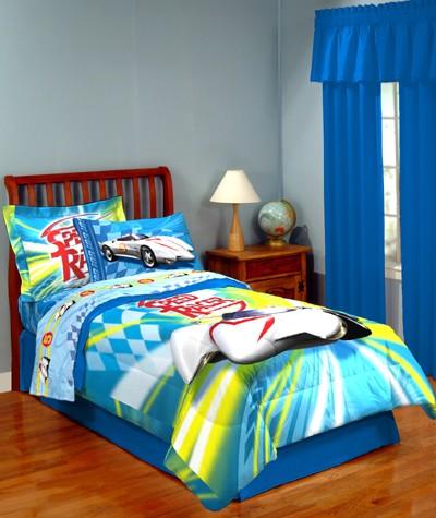 Luxury bedroom ideas denver broncos twin size sideline for Denver broncos bedroom ideas