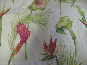 Bird of Paradise Tropical Bedding and Beach Bedding