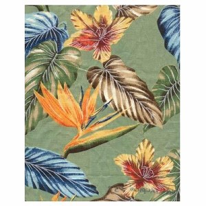 Sage Tropical Bedding and Beach Bedding