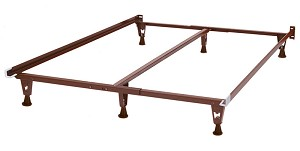 Queen Heavy Duty Bed Frame With Center Support