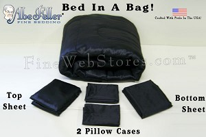 Black Bed In A Bag King Size