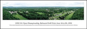 1993 U.S. Open Championship, Baltusrol Golf Club, Skyline Picture