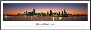 Chicago, Illinois Skyline Picture 2