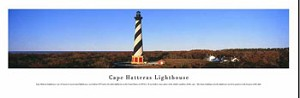 Cape Hatteras Lighthouse Skyline Picture