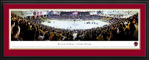 Boston University Conte Forum Deluxe Framed Picture
