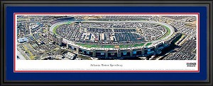 Bristol Motor Speedway (Day) Deluxe Framed Picture