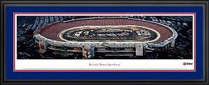 Bristol Motor Speedway (Night) Deluxe Framed Picture