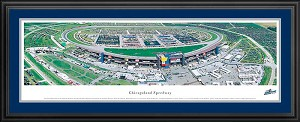 Chicagoland Speedway Deluxe Framed Picture