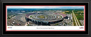 Dover International Speedway Deluxe Framed Picture