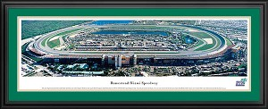 Homestead-Miami Speedway Deluxe Framed Picture