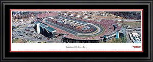 Martinsville Speedway Deluxe Framed Picture