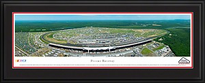 Pocono Raceway Deluxe Framed Picture