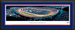 Richmond International Raceway Deluxe Framed Picture