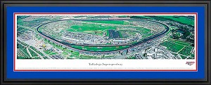 Talladega Superspeedway Deluxe Framed Picture
