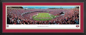 San Francisco 49ers Deluxe Framed Picture