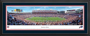 Buffalo Bills Deluxe Framed Picture