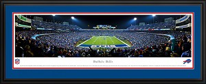 Buffalo Bills Deluxe Framed Picture 2