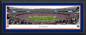 New York Giants Deluxe Framed Picture