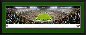 New York Jets New Meadowlands Stadium Deluxe Framed Picture