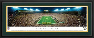 Green Bay Packers Deluxe Framed Picture 2