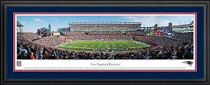 New England Patriots Deluxe Framed Picture