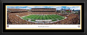 Pittsburgh Steelers Deluxe Framed Picture