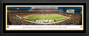 Pittsburgh Steelers Deluxe Framed Picture 2