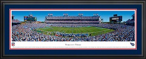 Tennessee Titans Deluxe Framed Picture