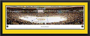 Boston Bruins TD Banknorth Garden Deluxe Framed Picture