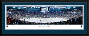 Vancouver Canucks Rogers Arena Deluxe Framed Picture