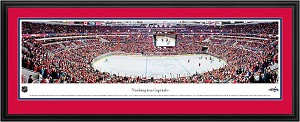 Washington Capitals Verizon Center Deluxe Framed Picture