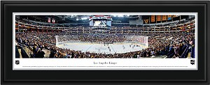 Los Angeles Kings Staples Center Deluxe Framed Picture