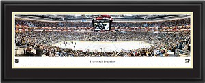 Pittsburgh Penguins Consol Energy Center Deluxe Framed Picture