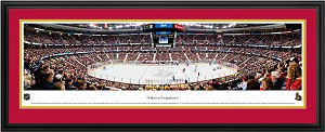Ottawa Senators Scotiabank Place Deluxe Framed Picture