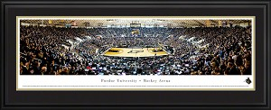 Purdue University Mackey Arena Deluxe Framed Picture 3