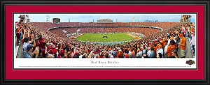University Of Oklahoma Red River Rivalry Deluxe Framed Picture 2