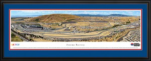 Sonoma Raceway Deluxe Framed Picture