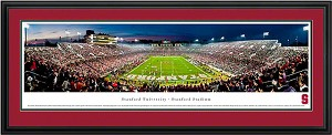 Stanford University Stadium Deluxe Framed Picture