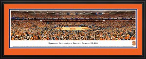 Syracuse University Carrier Dome Deluxe Framed Picture