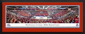 University of Arizona Stadium Deluxe Framed Picture 4