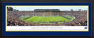 University Of California Memorial Stadium Deluxe Framed Picture