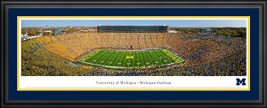 University Of Michigan Deluxe Framed Picture 2