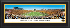 University of Missouri Faurot Field Deluxe Framed Picture