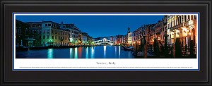 Venice, Italy Deluxe Framed Skyline Picture 2