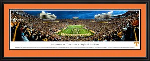 University of Tennessee Neyland Stadium Deluxe Framed Picture 2