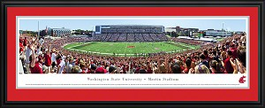 Washington State University Deluxe Framed Picture