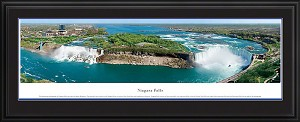 Niagara Falls Deluxe Framed Skyline Picture 2