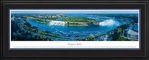 Niagara Falls Deluxe Framed Skyline Picture 3